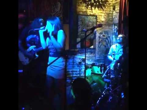 liela Avila performs with Danny, Lil J, and John Avila