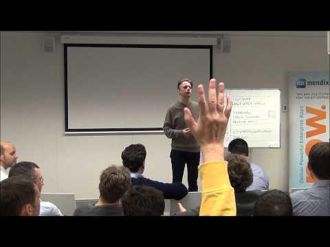 Jurgen Appelo @ Agile Holland