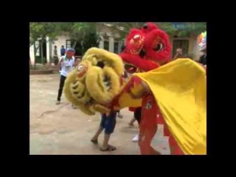 [ĐHTN]Đêm Trung Thu - Vòng Tay Nhân Ái 2015 (Múa Lân)