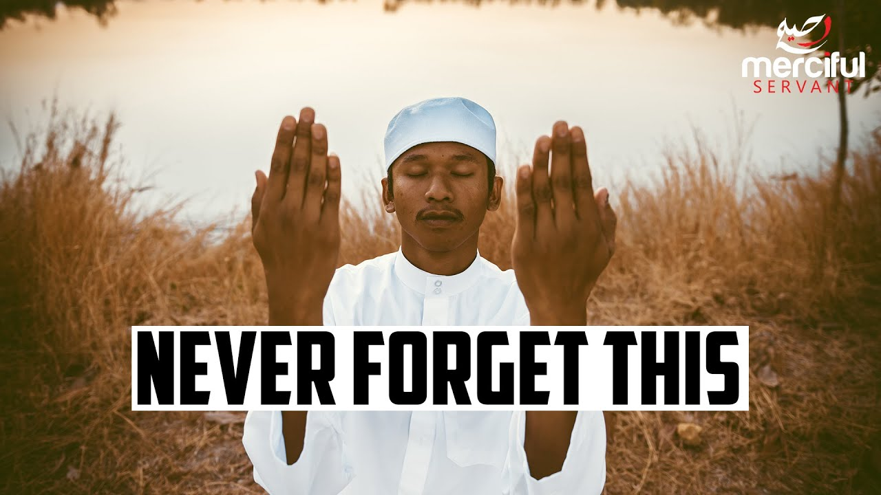 MUSLIMS SHOULD NEVER FORGET THIS
