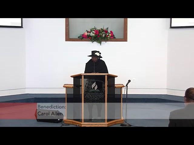West Philadelphia SDA Church AYS  10/2/2021