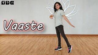 Easy Dance steps for VAASTE Song Shipra s Dance class Dhvani Bhanusali