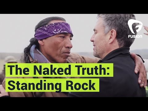 The Naked Truth: Standing Rock Part 1