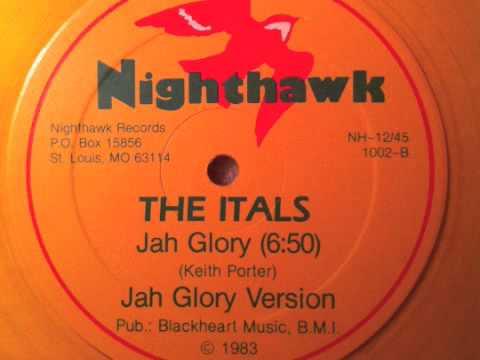 The Itals- Jah Glory 12