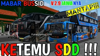 MABAR BUSSID UPDATE V2 9 Review map JAWA bareng Subscriber BUSSID V2 9 Mabar