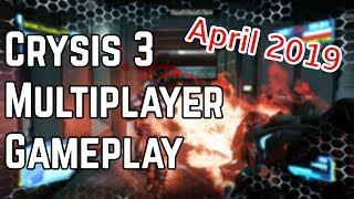 Crysis 3 Online Multiplayer Gameplay - TDM in April 2019