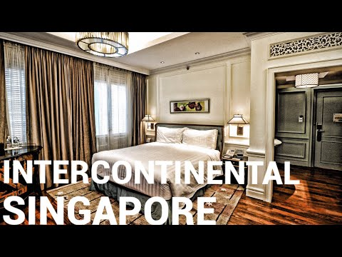 Intercontinental Singapore Hotel