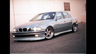 Изготовление раздвоенного выхлопа на BMW E39 M-style