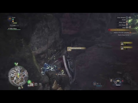 Monster Hunter World - Ancient Forest Expedition 1
