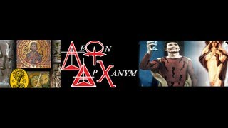 Aeon Arcanum #8 Acts of Simon Magus with author Glen Cram