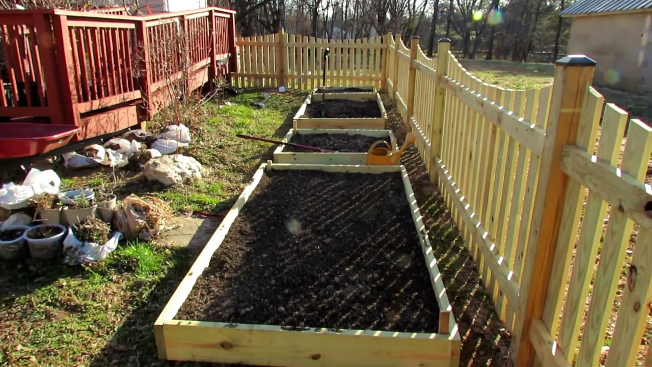 Your First Vegetable Garden?: A Quick Overview Of Raised