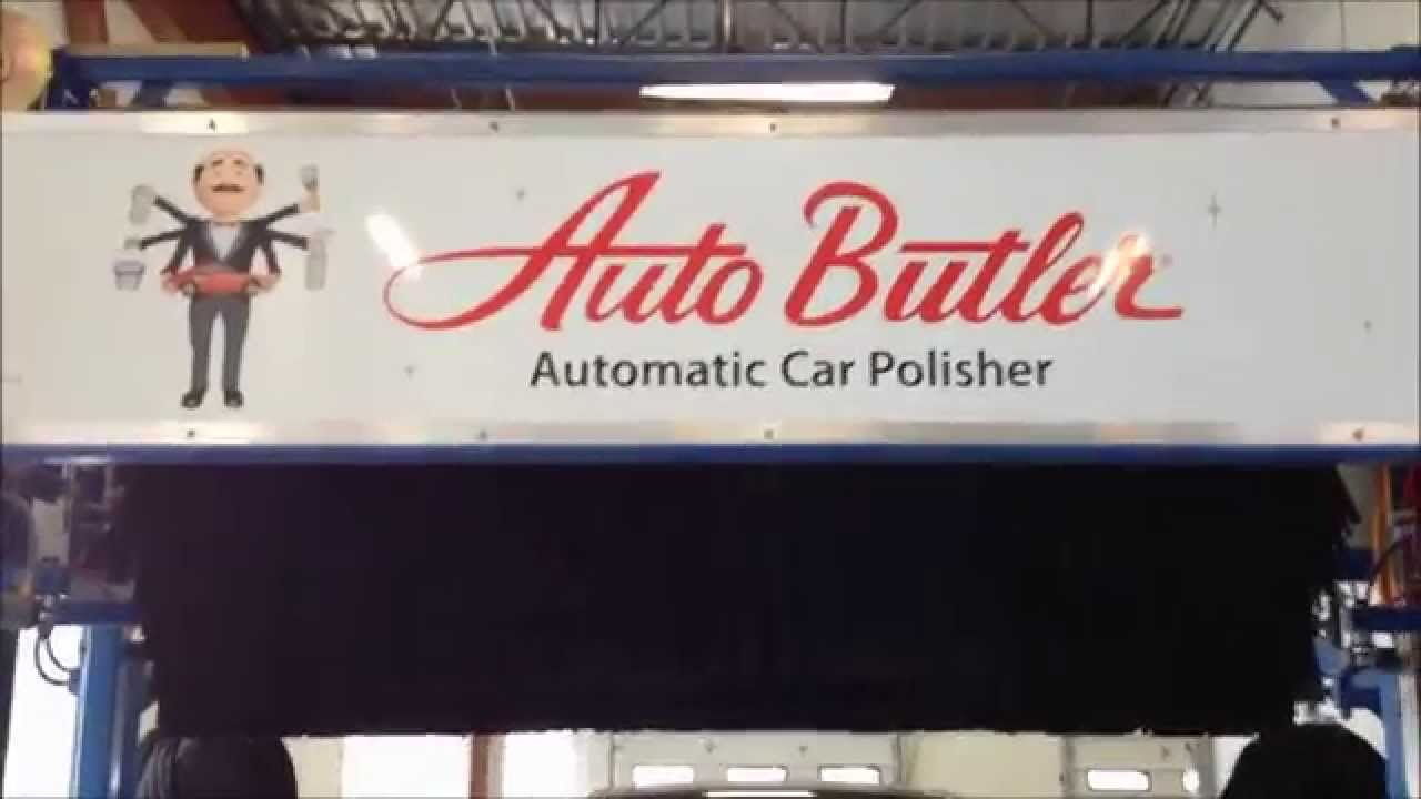 Auto Butler Paint Protection Video