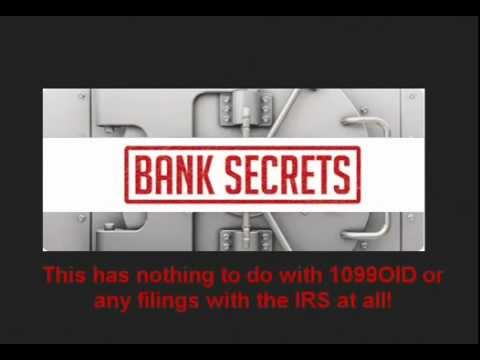 Banks Secrets, Reclaim Interest from securities you create, Emergency Banking Act