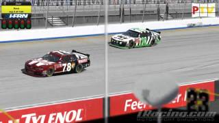 Fall season Oval B series 2015 iFRN - Round 3 : Dover - part1