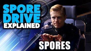 Star Trek Discovery: Spore Drive ANALYSIS