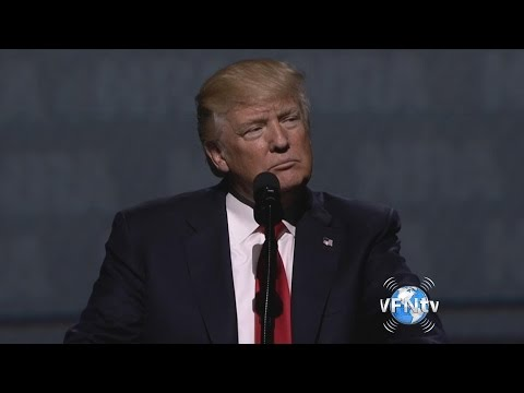 President Trump Boldly Defends 2nd Amendment NRA Speech  II VFNtv II