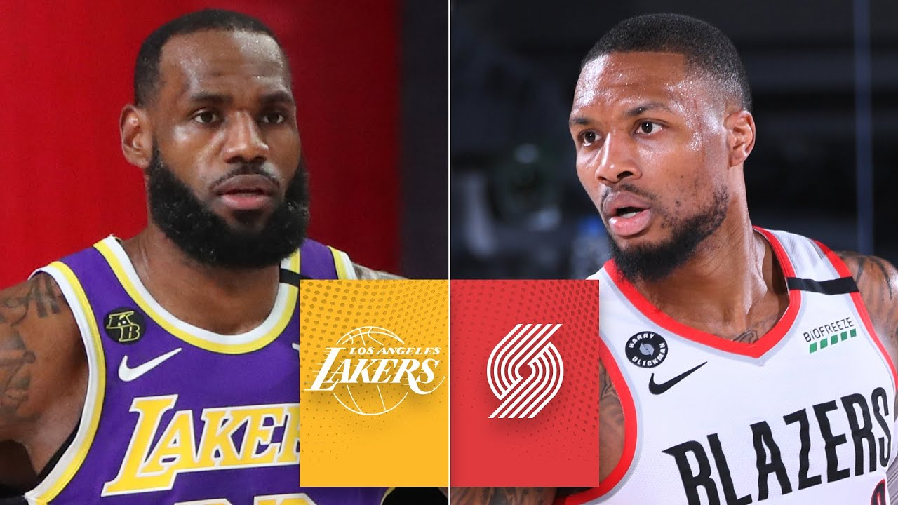 Trail Blazers vs. Lakers - Game Preview - August 29, 2020 - ESPN