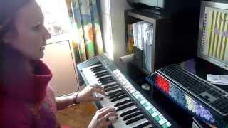 Первый урок игры на фортепиано по Софт Моцарту
