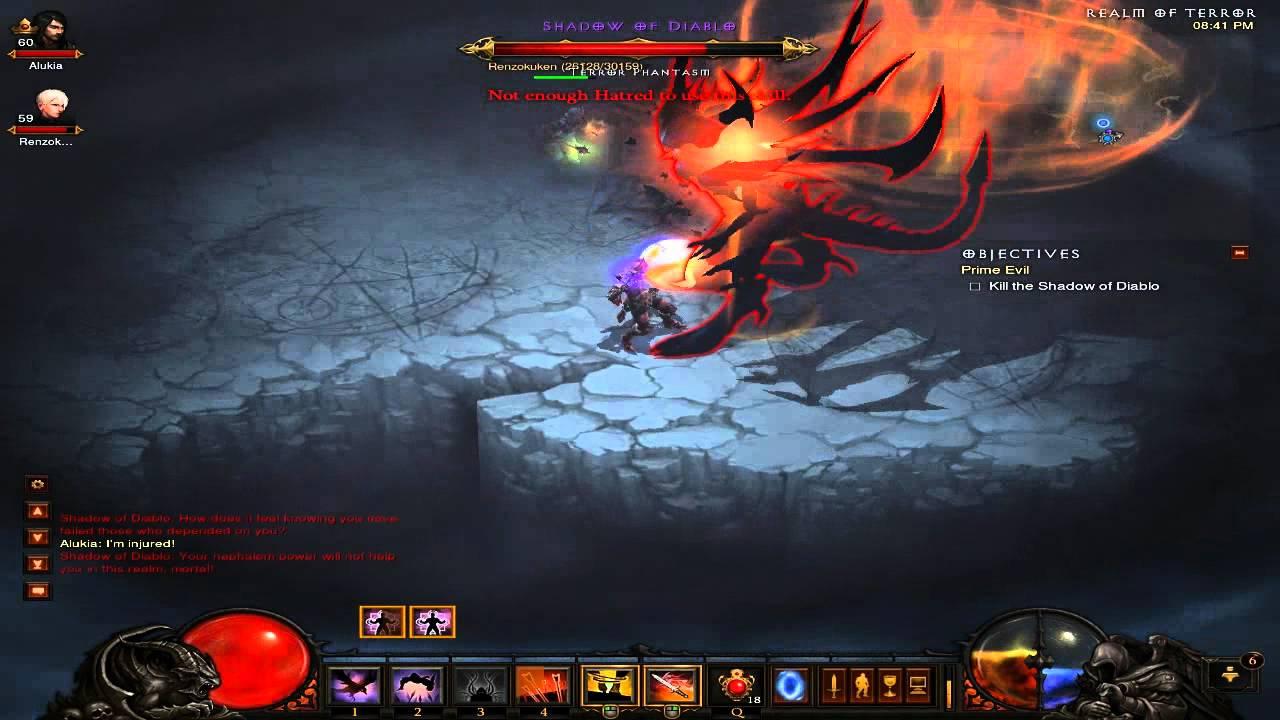 Diablo 3 Bosse