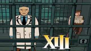 XIII Gameplay Walkthrough Part 3 - The Lodge & Prison [1080p 60FPS]