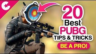 20 Best PUBG Mobile Tips & Tricks - NOOB To PRO!!