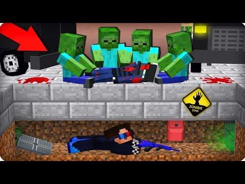 😭Я не успел его спасти, ЖАЛЬ [ЧАСТЬ 35] Зомби апокалипсис в майнкрафт! - (Minecraft - Сериал)