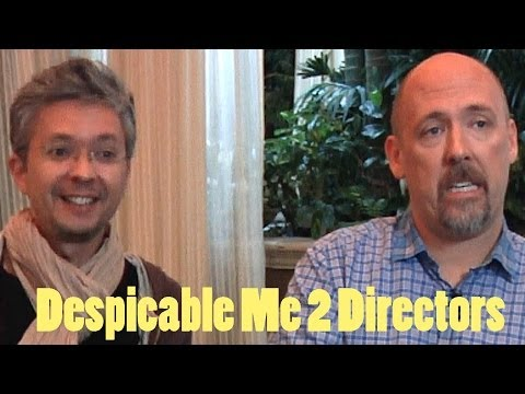 DP30: Despicable Me 2 directors Chris Renaud & Pierre Coffin