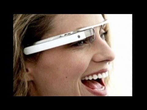 8afa1011d النظارة الذكية. اخر ابتكارات شركة غوغل الامريكية - YouTube