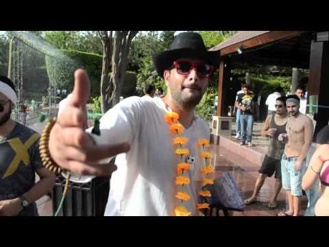 DELHI Pool Party - Sun Downer Vamos A La Playa 2012