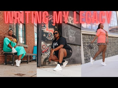 WRITING MY LEGACY| Styling Reebok Classic Leather Legacy Sneaker