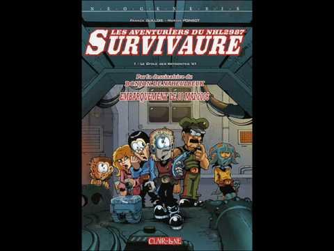 les aventuriers du survivaure mp3