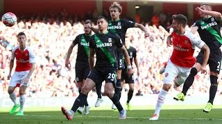 """Match Review: """"Giroud Needed That Goal"""" 