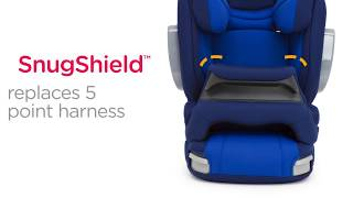 Joie Trillo Shield Group 1-2-3 Car Seat in Inkwell
