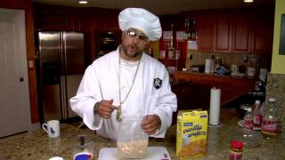 """jail Recipes""(episode 3) ""vanilla Waffer Pie"" By Thirstin Howl The 3rd"