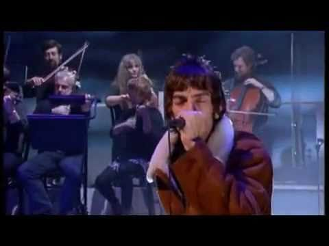 "The Verve: Bitter Sweet Symphony ""live"" BBC Television AWESOME"