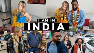 Meeting my Indian Boyfriend's Family in India    India Vlog