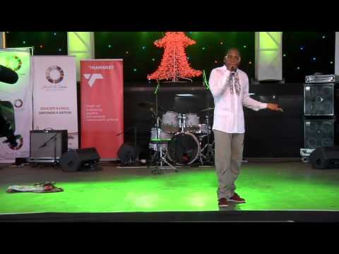 iFani perfoms at the Jacob G Zuma RDP Education Trust Christmas Party