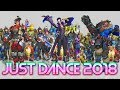 2018 NEW DANCE EMOTES WITH MUSIC THAT SYNC Mostly Overwatch Anniversary 2018 mp3