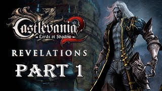 Castlevania Lords of Shadow 2 Revelations Walkthrough Part 1 - Alucard