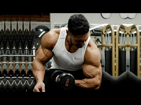 BICEP WORKOUT MOTIVATION 🔥 ANDREI DEIU vs SERGI CONSTANCE – FITNESS MOTIVATION 2021