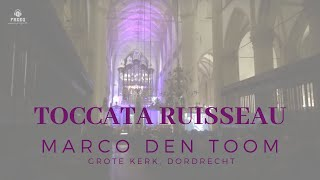 Toccata Ruisseau (live) by MARCO DEN TOOM - Dordrecht (NL)