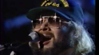 Hank Williams Jr -- In concert aboard the USS Constellation
