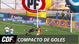 Cobresal 1 -  2 Universidad Católica  | 7° Fecha | Torneo Clausura 2016 - 2017 | CDF