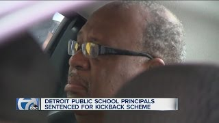 DPS principals sentenced in kickback scheme
