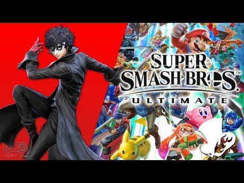 Beneath the Mask Persona 5  New Remix - Super Smash Bros Ultimate Soundtrack