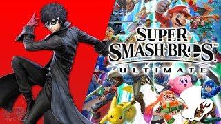 Beneath the Mask (Persona 5) [HQ] [New Remix] - Super Smash Bros. Ultimate Soundtrack