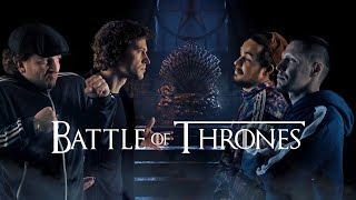 BATTLE OF THRONES | Runda 1