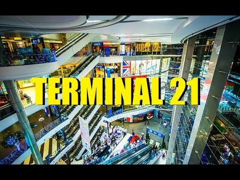 A Guide to Terminal 21 (An Airport Themed Mall)