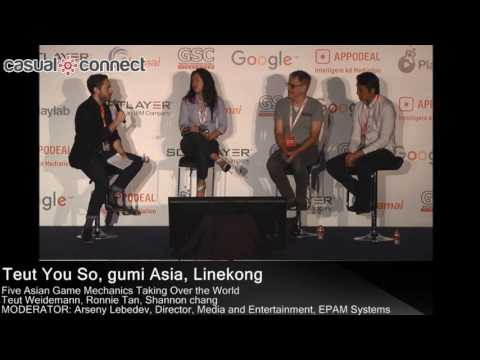 Five Asian Game Mechanics Taking Over the World | Panel