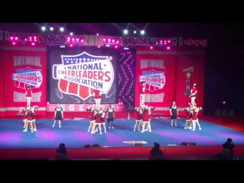 NCA 2016 Nationals - Tuttle High School - Day 1